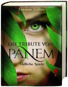 Buchcover: Die Tribute von Panem – Tödliche Spiele (Bild: Oettinger Verlag)