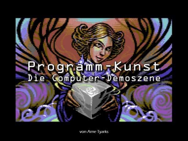 """Demoszene (Bild: Grafiker Håkon 'Archmage' Repstad (aus der C64-Demo """"Artillery"""" von Shape))"""