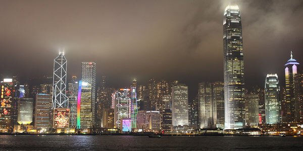 Hongkong-Slideshow (Bild: eigenes)