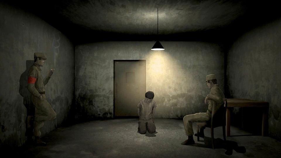 Gefangen und gefoltert in Camp 14: Shin Dong-Hyuk (Bild: camp14-film.com)