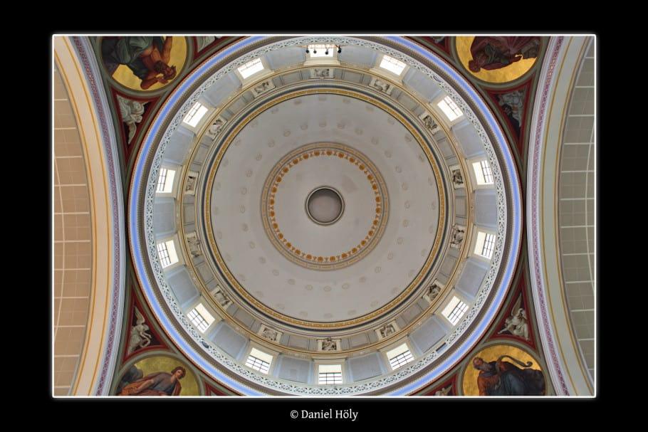 St. Nikolaikirche: Ceiling (Bild: Daniel Höly)