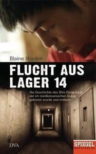 Blaine Harden - Flucht aus Lager 14 (Bild: DVA/Randomhouse)