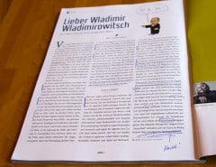 Das Satire-Magazin Pardon: Glosse von Wolfram Weimer (Bild: eigenes)