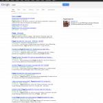 Google - Papst