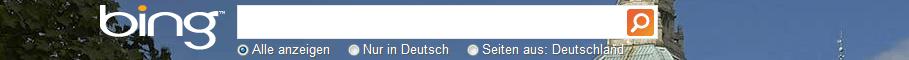 Bing-Suchschlitz