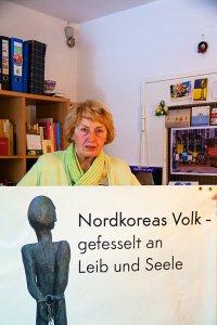 Gerda Ehrlich: Ein Herz für die Hölle Asiens (Bild: Debora Höly)