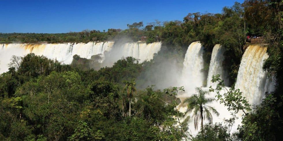 Iguazu-Wasserfälle (Bild: Daniel Höly)