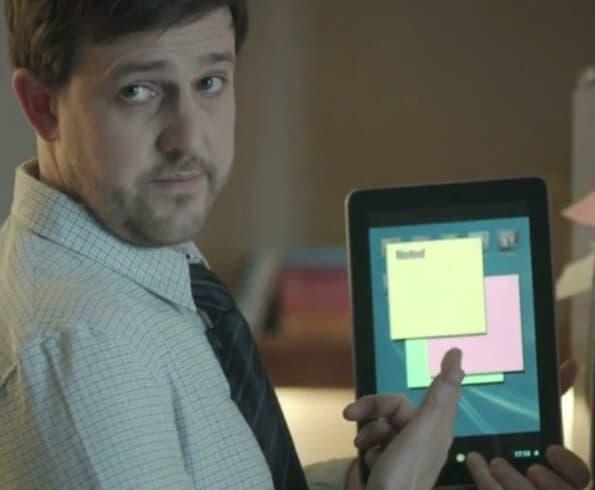 Papier ist nicht tot: Tablet - Vor- und Nachteile (Bild: Vimeo/INfluencia)