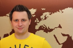 Christopher: Blogger und Student