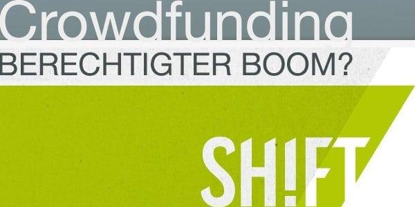 Crowdfunding: Berechtigter Boom? (Featured) (Bild: Startnext/eigenes)