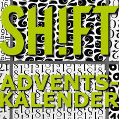 SH!FT-Adventskalender 2013