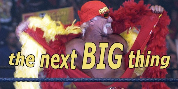 Hulk Hogan - The next big thing (Bild: Journalist 1st Class Kristin Fitzsimmons/public domain)