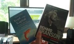 Kopf schlägt Kapital oder Richard Branson?