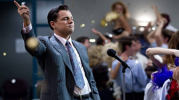 The Wolf of Wall Street hat mich faszewidert