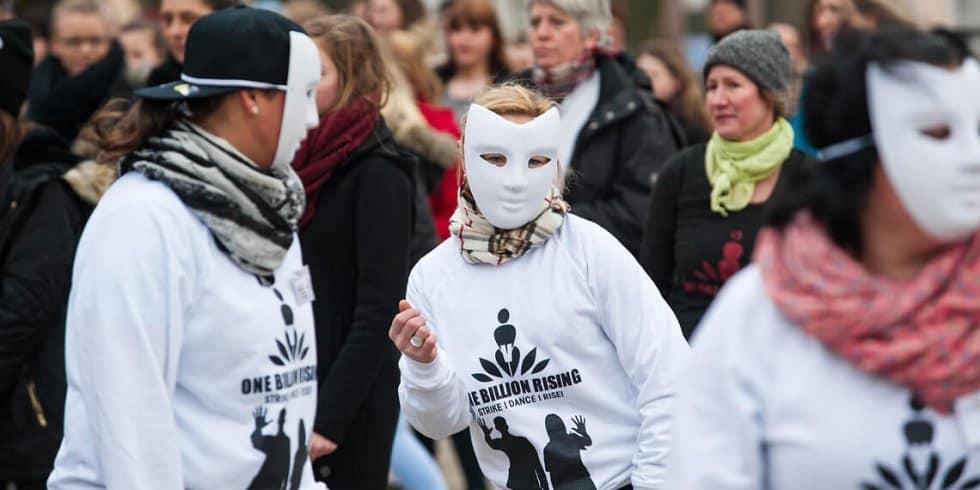 One Billion Rising: Eine Milliarde empört sich – und du?