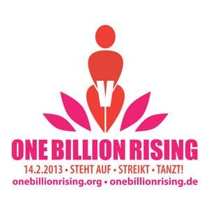 One Billion Rising: Logo