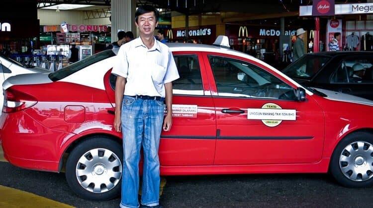 Taxifahrer Ray aus Kuala Lumpur - Featured (Bild: Beatrice Tzschentke)