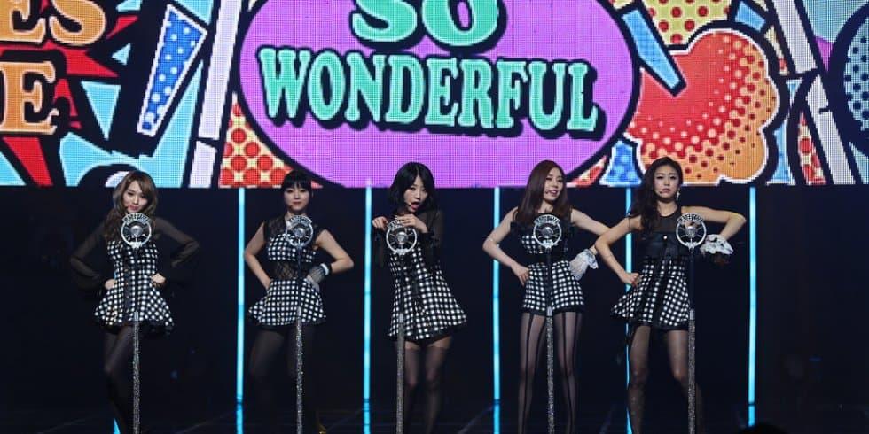 """Die Girlsband """"Girls Generation"""" hält sich schon seit ihrem Debüt 2007 in den Charts - eine gute Leistung in der schnelllebigen K-Pop-Industrie. (Bild: Republic of Korea, CC-BY-SA 2.0)"""