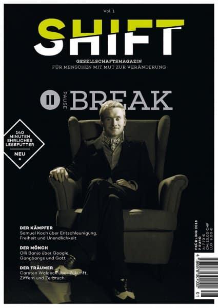 "SHIFT Vol. 1 ""Break"""