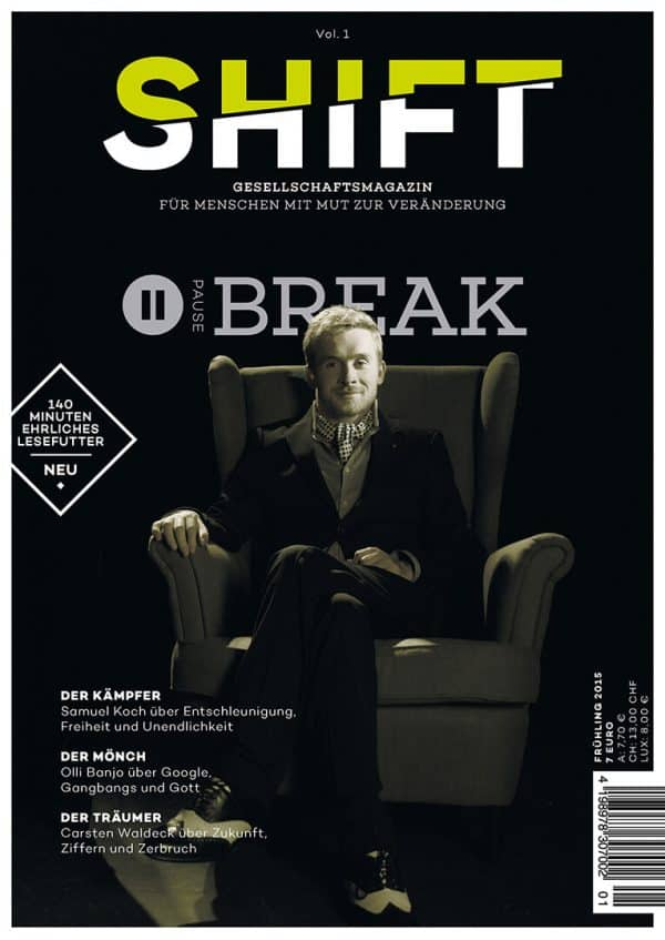 "SHIFT Vol. 1 ""Break"""