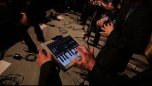 iPad statt Gitarre - DigiEnsemble Berlin (Bild: DigiEnsemble Berlin, CC BY 2.0)