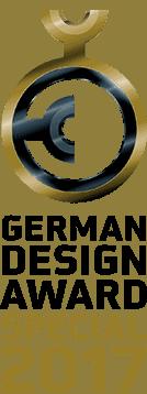 German Design Award 2017 Special Mention 2017
