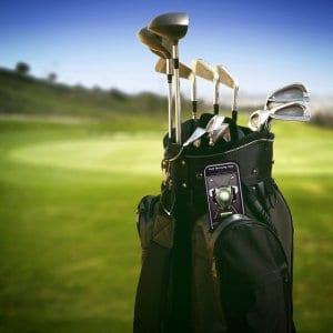 Eine typische Zusammenstellung im Golfbag (Bild: John Fischer, CC BY 2.0)