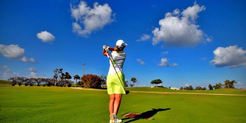 Schlagkräftig: Das Geheimnis der koreanischen Golferinnen