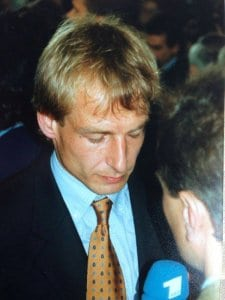 Jürgen Klinsmann (Bild: privat)
