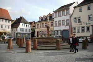 Marktplatz Groß-Umstadt (Bild: Manuel Schubert)