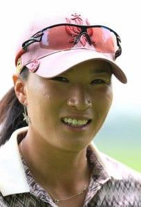 """Se Ri Pak ist die erste sehr erfolgreiche Golfspielerin aus Korea und mitverantwortlich für den """"Golf-Hype"""" in Korea. (Bild: Keith Allison, CC BY-SA 2.0)"""