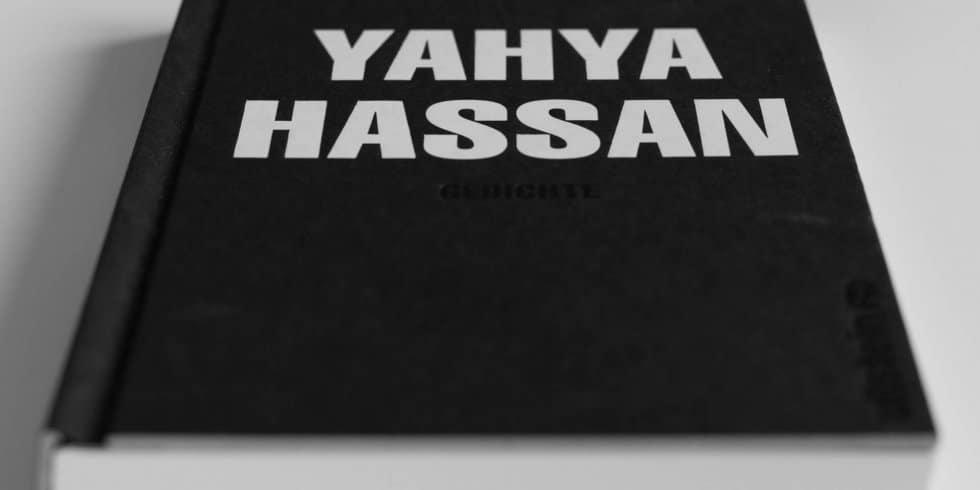 Yahya Hassan - Gedichte voll Schmerz (Bild: eigenes)