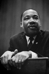 Martin Luther King (Bild: Gemeinfrei)