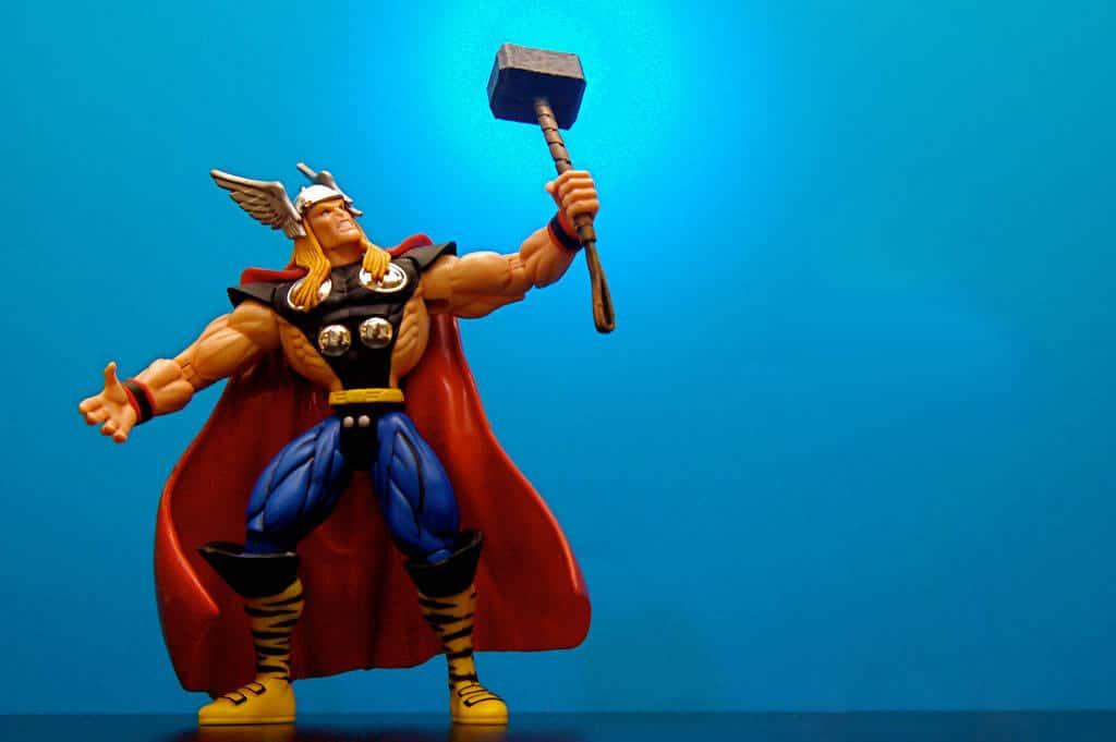 Thor (Bild: JD Hancock, CC BY 2.0)