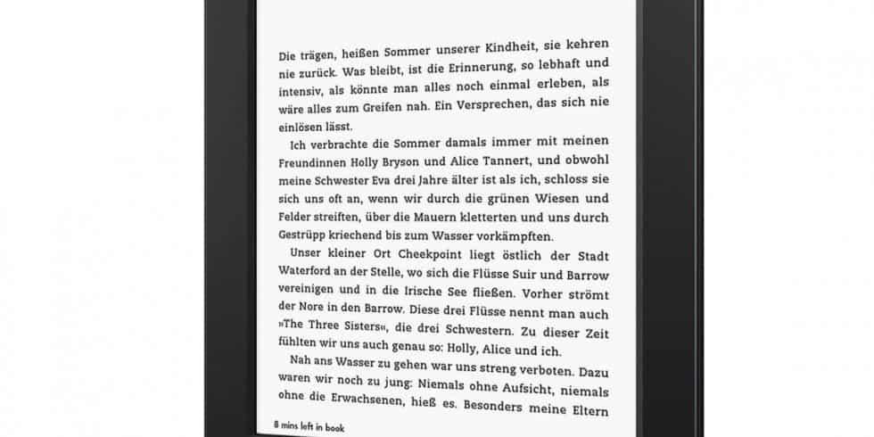 Amazon Kindle (Bild: Amazon.de)