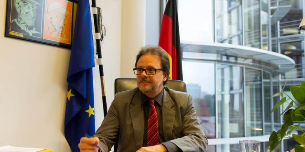 MdB Frank Heinrich (Bild: Debora Höly)