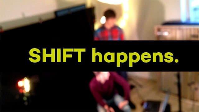SHIFT-Teaser - Next Level