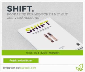 SHIFT-Erfolg