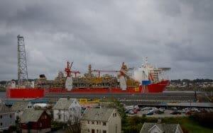Auch im Schiffsbau tätig: Samsung Heavy Industries. (Bild: Sten Dueland, CC BY-SA 2.0)