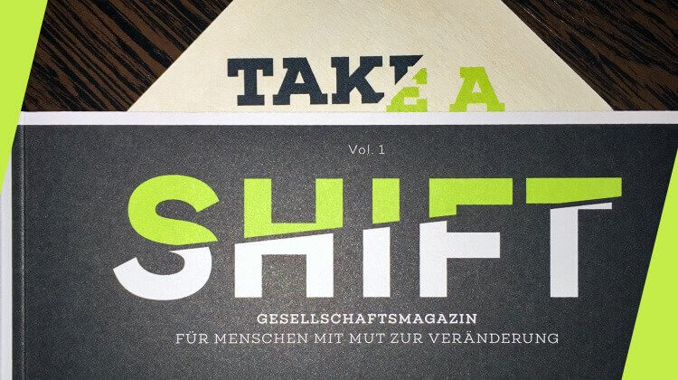 Take a SHIFT (Bild: Tilman, @twone2)