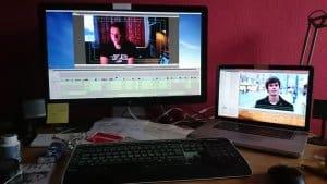 Videoschnitt: Crowdfunding-Pitchvideo für SHIFT (Bild: Abu-Bakarr Jalloh)
