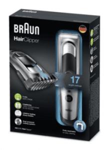 Brau-Hairclipper