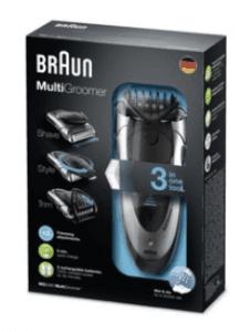 Brau-Multigroomer