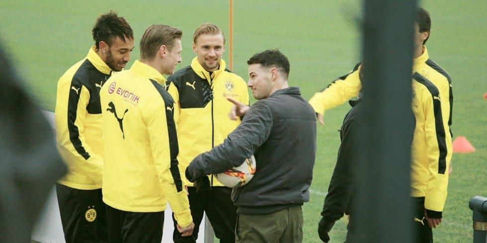 Sponsored Post: Opel vs. BVB Stars