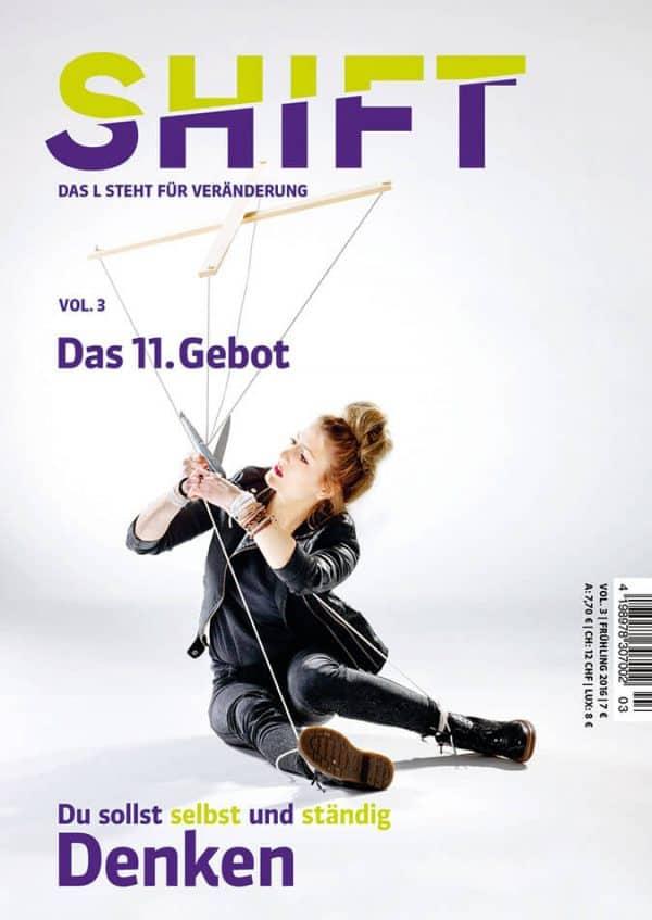 SHIFT Vol. 3