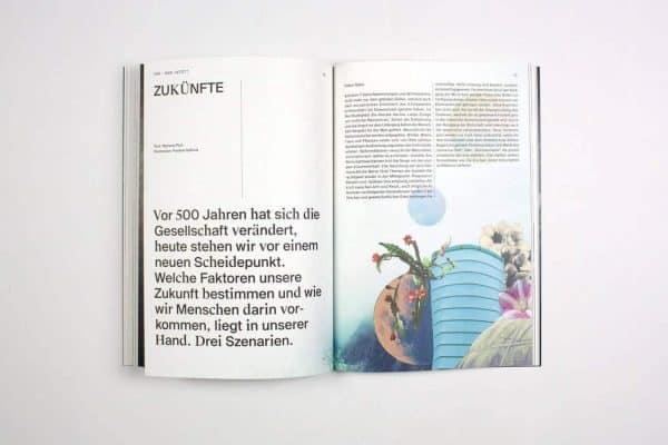500 Magazin Inhaltsseite 01