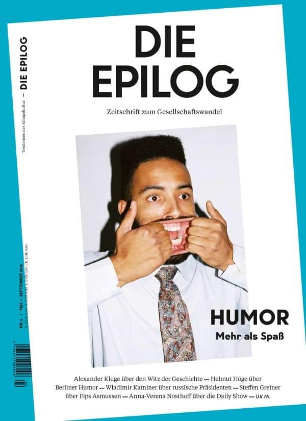 Die Epilog Ausgabe 4 Humor