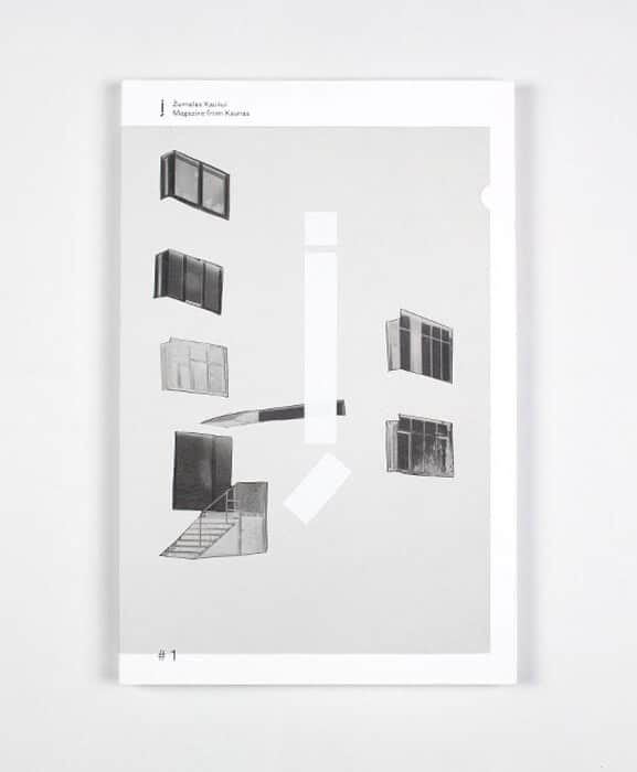 I-Magazin Kaunas Cover