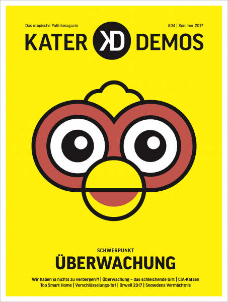 Kater Demos 4 Cover