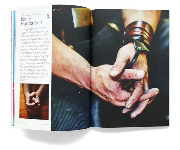 ROSEGARDEN Issue 4 Inhaltsseite 3